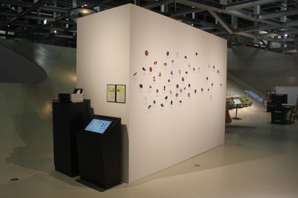 SURFER - visitors create a maths exhibition   IMAGINARY