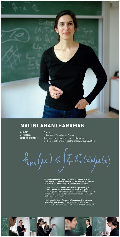 Women of Mathematics - the exhibition panels | IMAGINARY