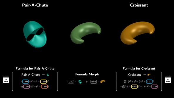 Formula Morph | IMAGINARY
